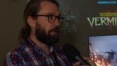 Warhammer: Vermintide 2 - Entrevista Robert Bäckström