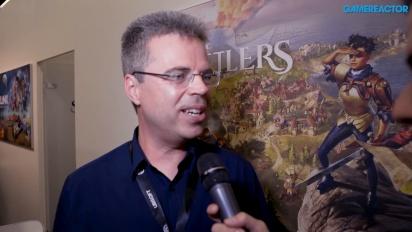 The Settlers - Volker Wertich Interview