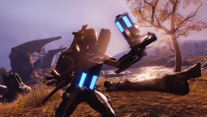 Warframe - Plains of Eidolon Remaster Launch Trailer