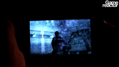 Metal Gear Solid HD Collection - Metal Gear Solid 2 Vita first 10