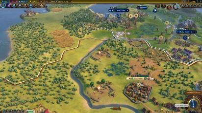 Civilization VI - New Frontier Pass Update DLC #6
