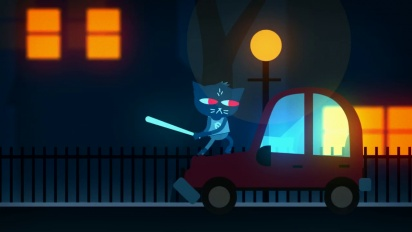 Night in the Woods - Kickstarter Trailer