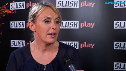 CCP Games - Stefanía Halldórsdóttir Interview