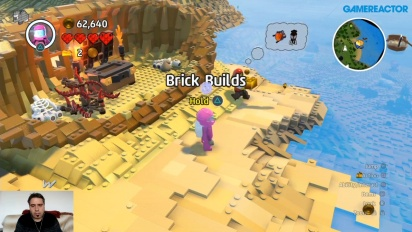 Uma Hora com Lego Worlds