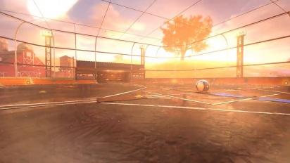 Rocket League - Autumn Update Trailer