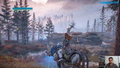 Livestream Replay - Horizon: Zero Dawn - The Frozen Wilds