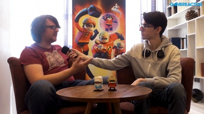Lego The Incredibles - Pete Gomer Interview