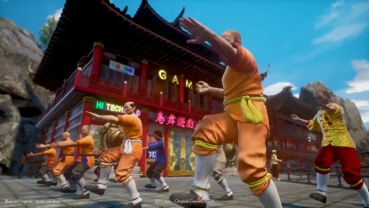 Shenmue 3 - PC Gaming Show 2019 Gameplay Trailer