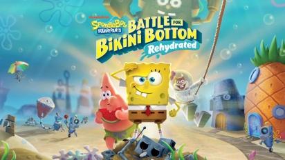 Spongebob Squarepants: Battle for Bikini Bottom - Rehydrated - Pre-Hydrated Trailer