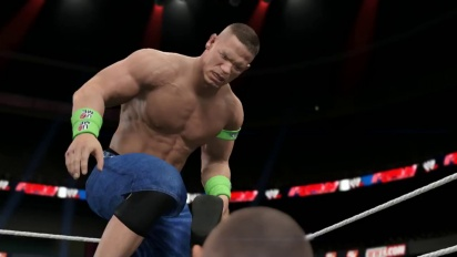 WWE 2K15 - Rage Trailer