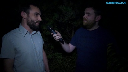 Until Dawn - Tom Heaton Interview