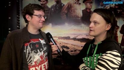 Hearts of Iron IV - Entrevista Dan Lind