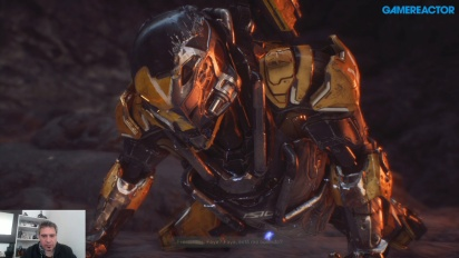 Livestream Replay - Anthem: Parte 2