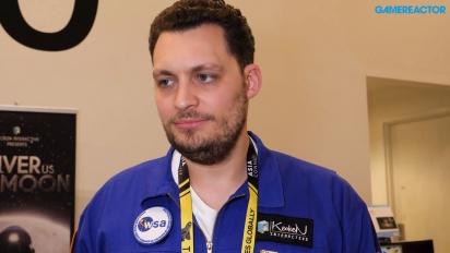 Deliver Us The Moon: Fortuna - Koen Deetman Interview