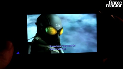 Metal Gear Solid HD Collection - Metal Gear Solid 3 Vita first 10