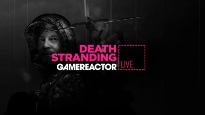 Livestream Replay - Death Stranding - Parte 1