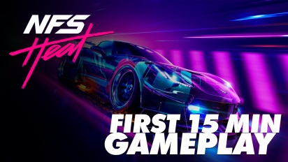 Need for Speed Heat - Primeiros 15 minutos de jogabilidade