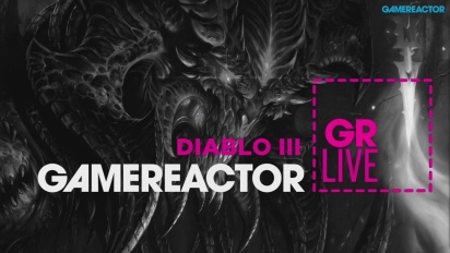 Diablo III - Livestream Replay