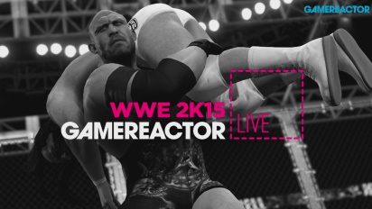 WWE 2K15 - Livestream Replay