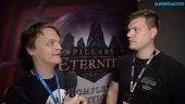 Pillars of Eternity: The Complete Edition - Entrevista Christofer Stegmayr