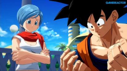 Dragon Ball FighterZ - Modo Estória