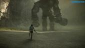 Shadow of the Colossus Remake - Primeiro Colosso