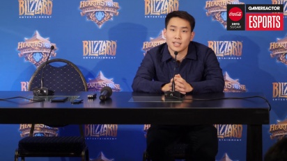 Hearthstone World Championship 2018 - Fr0zen Press Conference