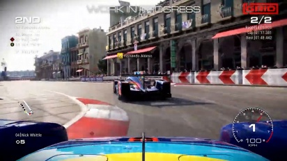GRID - Havana Gameplay feat. IMSA Prototypes