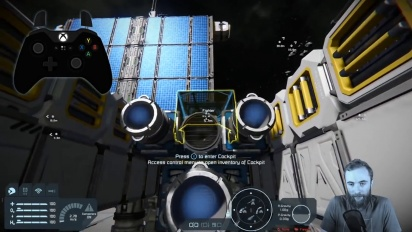 Space Engineers - Xbox One Tutorial - Basic Controls