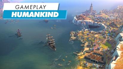 Humankind - Gameplay