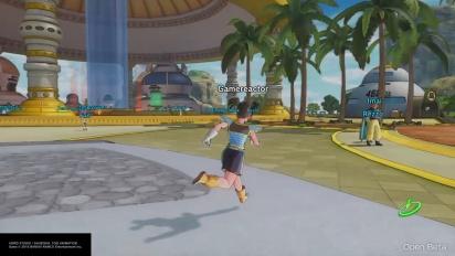 Dragon Ball Xenoverse 2 Beta - Mundo de jogo