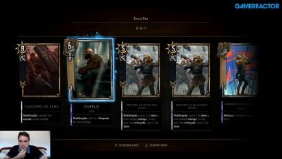 Uma Hora com Gwent: The Witcher Card Game