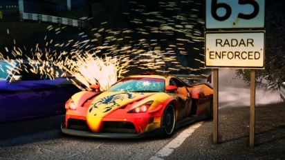 Burnout Paradise Remastered - The Race Is On Official Trailer