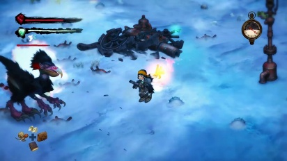 Smoke and Sacrifice - PC and Switch Launch Trailer