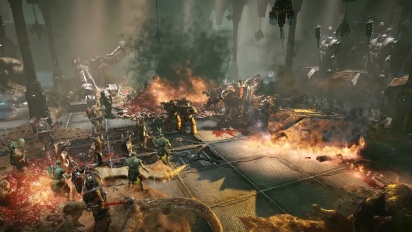 Warhammer 40,000: Inquisitor - Martyr - Console Trailer