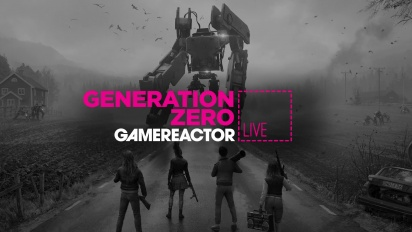 Generation Zero - Closed Beta Livestream