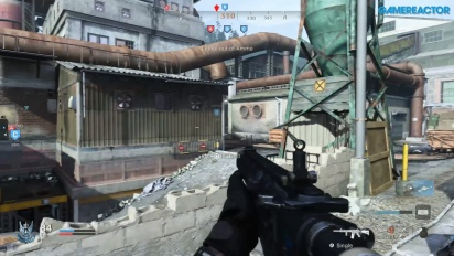 Call of Duty: Modern Warfare - Jogabilidade no Domination