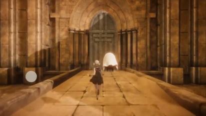 Nier Re[in]carnation - Trailer de Gameplay