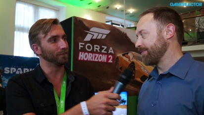 Gamescom 2014 - Entrevista Forza Horizon 2