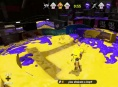 Splatoon 2 - Turf War no mapa Humpback Pump Track