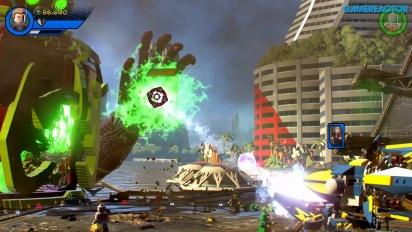 Lego Marvel Super Heroes 2 - Primeiro Nível