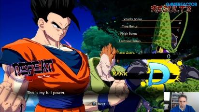 Dragon Ball FighterZ - Livestream Replay