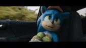 Sonic - Trailer legendado do novo visual