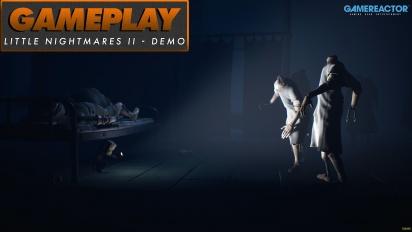 Little Nightmares II - Hospital Demo Gameplay