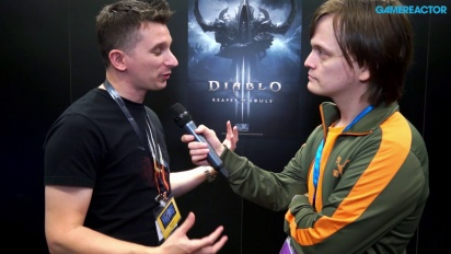 Diablo III: Ultimate Evil Edition - Entrevista Matthew Berger