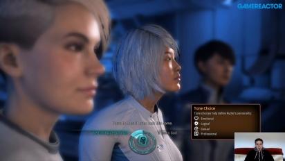 Uma Hora com Mass Effect: Andromeda