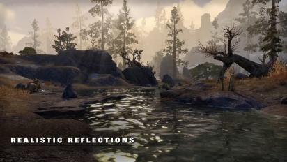 The Elder Scrolls Online - Xbox One X Enhancements 4K Trailer