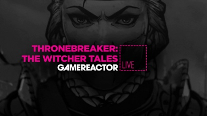 Thronebreaker: The Witcher Tales  - Livestream Replay
