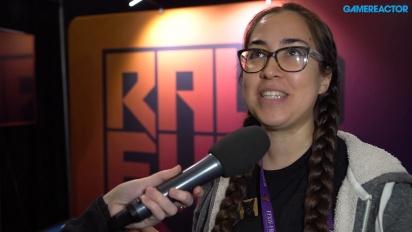 Night Call - Sandra Fesquet Interview