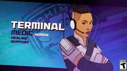 XCOM: Chimera Squad - Perfil de Agentes: Terminal